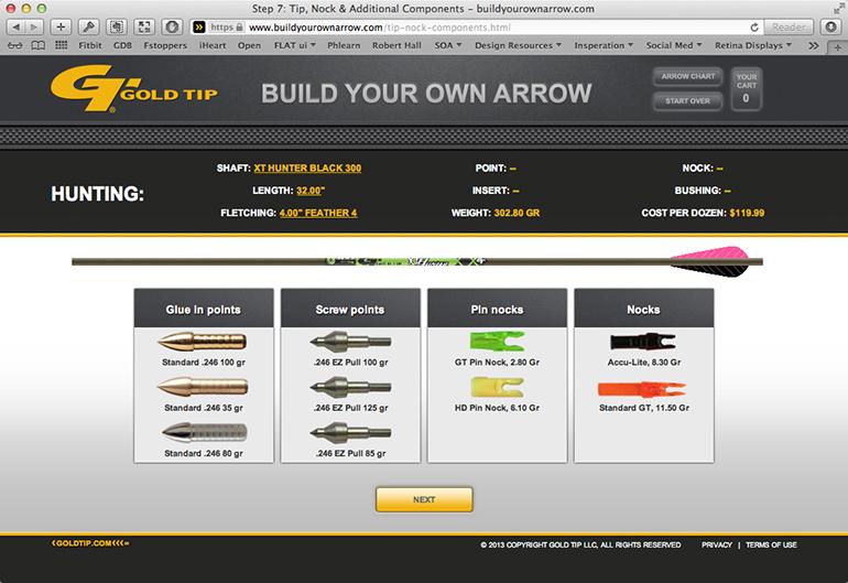 GT Arrow Building Tool-3