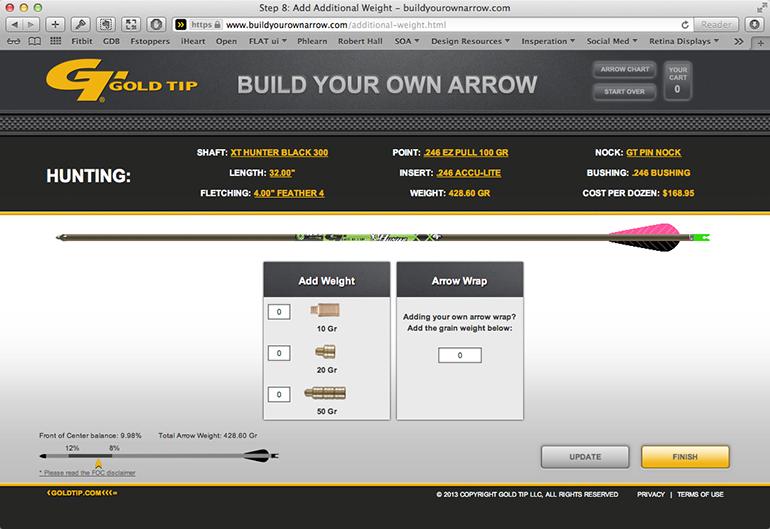 GT Arrow Building Tool-4