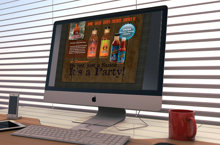 Troy's Hot Sauce Website-0