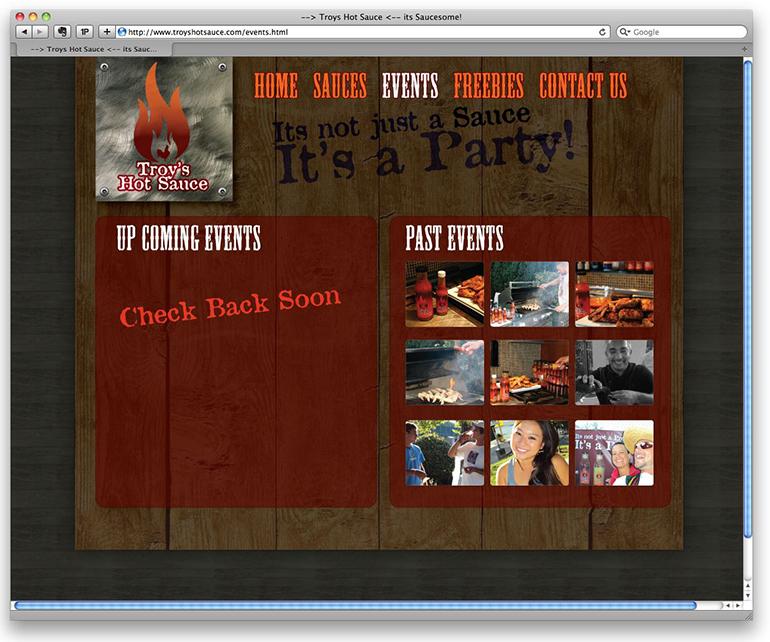 Troy's Hot Sauce Website-3